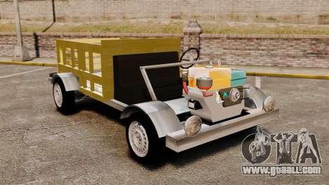 Carreta Agricola Tobaton for GTA 4