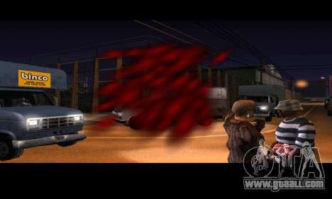 DeadPool Mod for GTA San Andreas forth screenshot