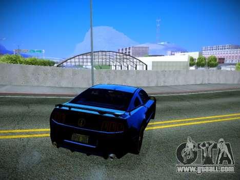 ENB by DjBeast for SA:MP Light Version for GTA San Andreas forth screenshot