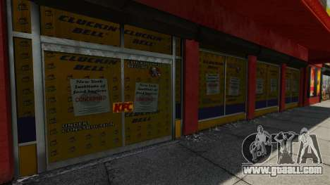 Real stores v2 for GTA 4 tenth screenshot