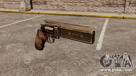 Revolver Dan Wesson 357 PPC for GTA 4