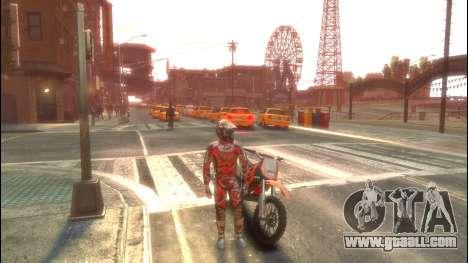Rider for GTA 4 second screenshot