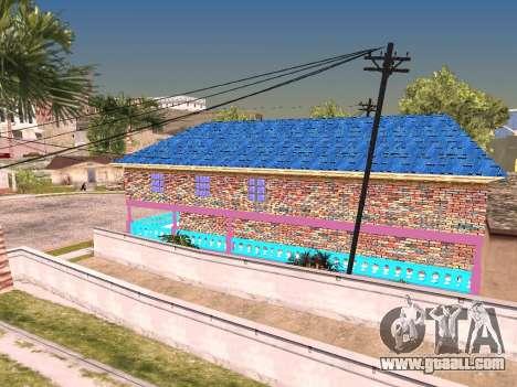 Karl House texture for GTA San Andreas sixth screenshot