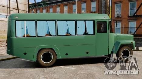 Kavz-3976 for GTA 4 left view