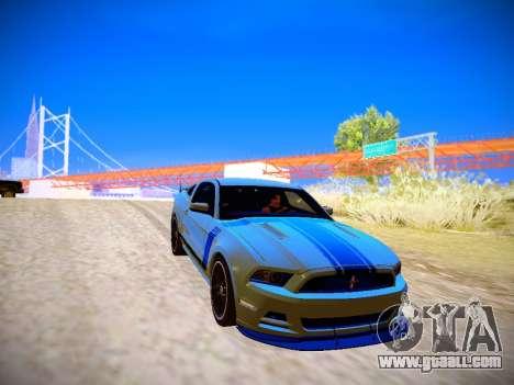 ENB by DjBeast for SA:MP Light Version for GTA San Andreas sixth screenshot