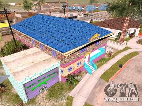Karl House texture for GTA San Andreas third screenshot
