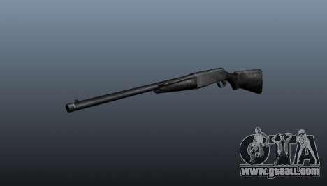 Semi-automatic shotgun for GTA 4
