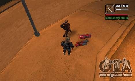 DeadPool Mod for GTA San Andreas fifth screenshot