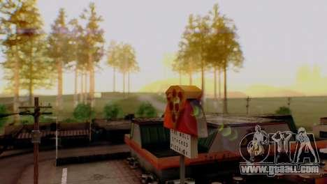 Caligraphic ENB v1.0 for GTA San Andreas fifth screenshot