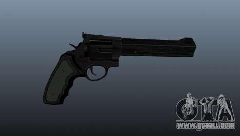 Taurus Raging Bull Revolver for GTA 4 third screenshot