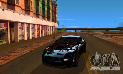 ENBSeries by AVATAR V2 for GTA San Andreas fifth screenshot