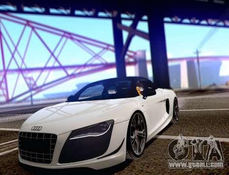 ENBSeries by egor585 V3 Final for GTA San Andreas sixth screenshot