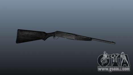 Semi-automatic shotgun for GTA 4 third screenshot