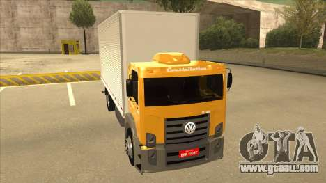 Volkswagen Constellation 13.180 for GTA San Andreas left view