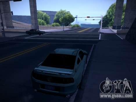 ENB by DjBeast for SA:MP Light Version for GTA San Andreas fifth screenshot