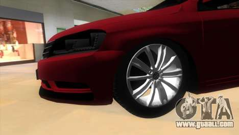 Volkswagen Passat B7 2012 for GTA Vice City right view