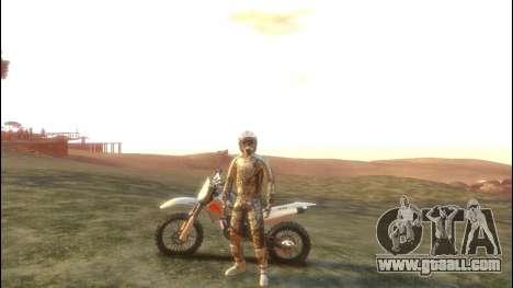 Rider for GTA 4