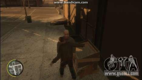 V Style for GTA 4 forth screenshot