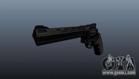 Taurus Raging Bull Revolver for GTA 4