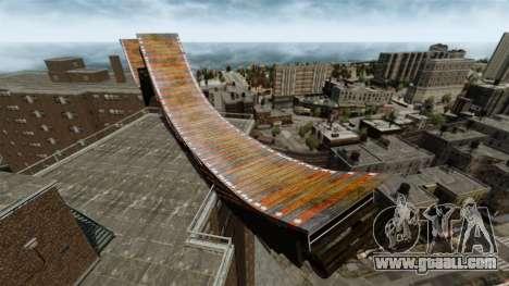 Ramp GTA IV for GTA 4 third screenshot