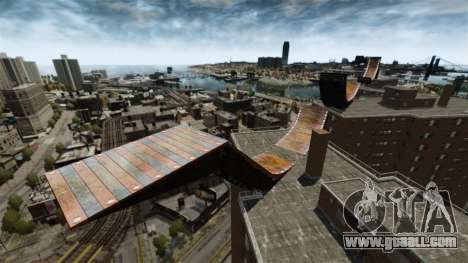 Ramp GTA IV for GTA 4 fifth screenshot