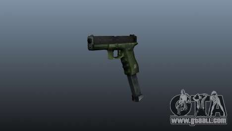 Glock 18 Akimbo MW2 v3 for GTA 4