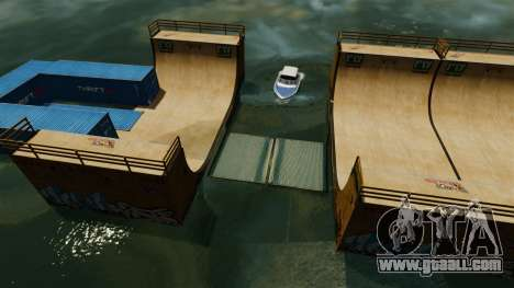 Swing bridge for GTA 4 second screenshot