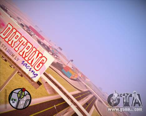 SA Graphics HD v 1.0 for GTA San Andreas forth screenshot