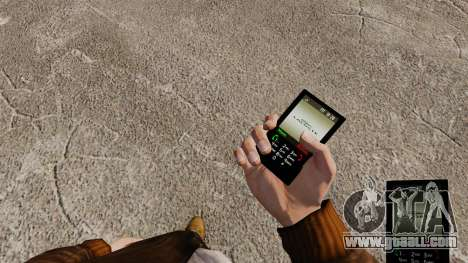 Themes for phone brands clothing for GTA 4 third screenshot