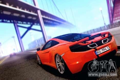 ENBSeries by egor585 V3 Final for GTA San Andreas eighth screenshot