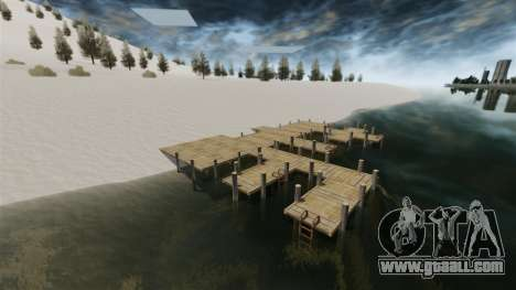 Location Arctic (IV) [Final] for GTA 4 seventh screenshot
