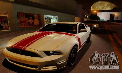 ENBSeries for Medium PC for GTA San Andreas eighth screenshot