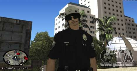Los Angeles Air Support Division Pilot for GTA San Andreas forth screenshot