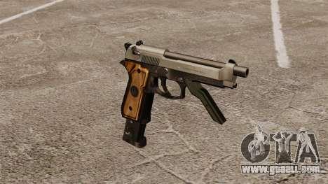 Auto Beretta M93R for GTA 4