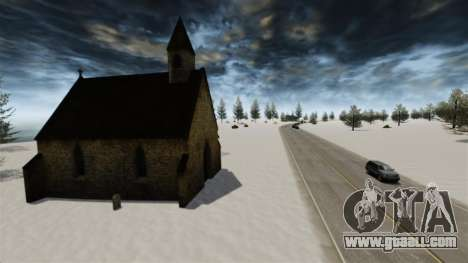 Location Arctic (IV) [Final] for GTA 4 third screenshot