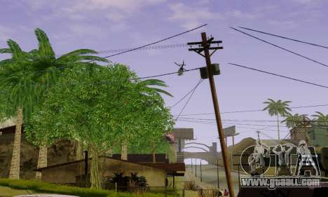 ENBSeries for Medium PC for GTA San Andreas forth screenshot