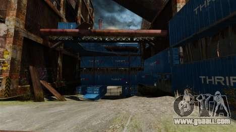 A defensive base for GTA 4 second screenshot