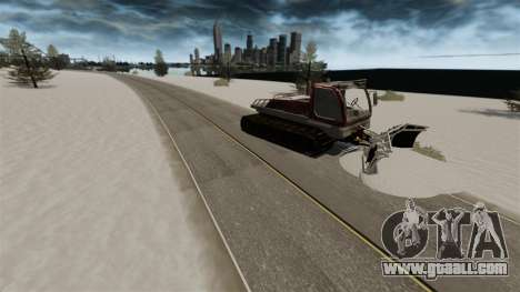 Location Arctic (IV) [Final] for GTA 4 fifth screenshot
