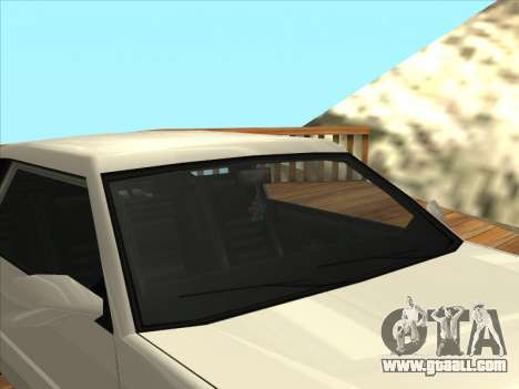 Blista Compact for GTA San Andreas right view