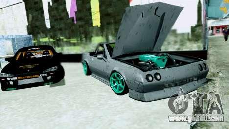 Buffalo Drift for GTA San Andreas