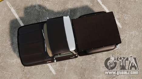 Chevrolet C-10 Stepside v1 for GTA 4 right view