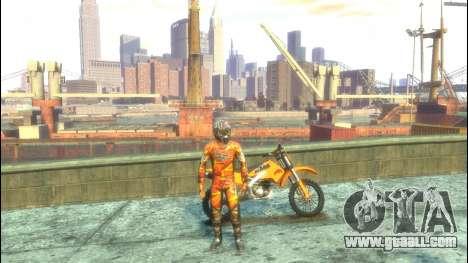 Rider for GTA 4 third screenshot