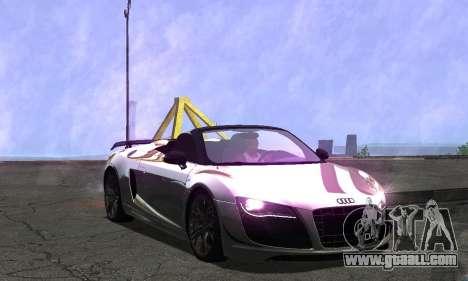 ENBSeries by AVATAR V2 for GTA San Andreas