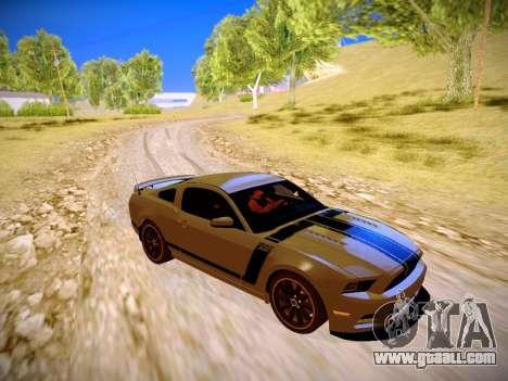 ENB by DjBeast for SA:MP Light Version for GTA San Andreas seventh screenshot