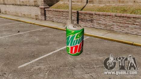 New soda vending machines for GTA 4 third screenshot