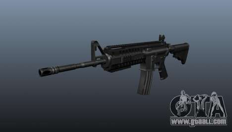 Rifle M4A1 RIS for GTA 4