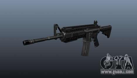 Rifle M4A1 RIS for GTA 4