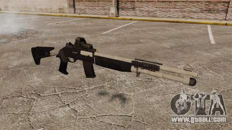 Shotgun M1014 v4 for GTA 4
