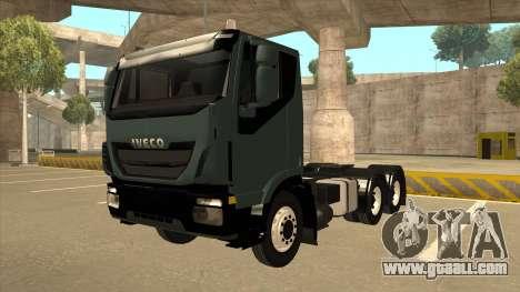 Iveco Hi-Land for GTA San Andreas