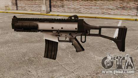 Automatic Crius SMG v1 for GTA 4 third screenshot